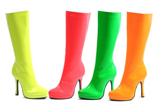 Cute NEON Boots for Sale