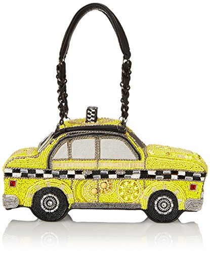 Unique Yellow Cab Shaped Purse