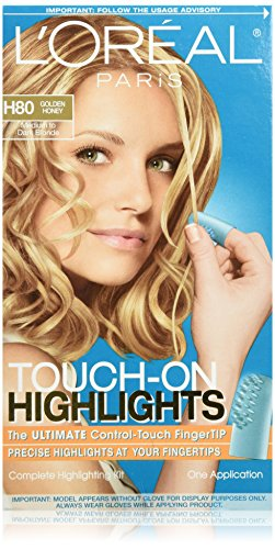 Touch On Highlights Golden Honey