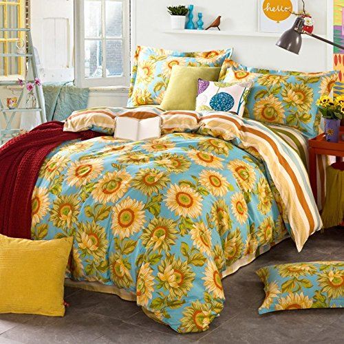Sunflowers Bedding Set