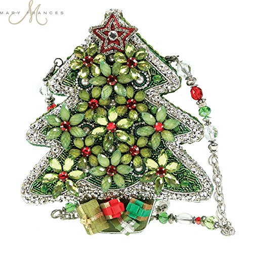 Christmas Tree Shaped Handbag