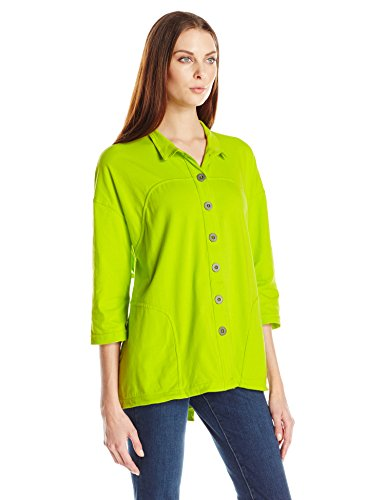 Fun LIME GREEN Shirt for Women