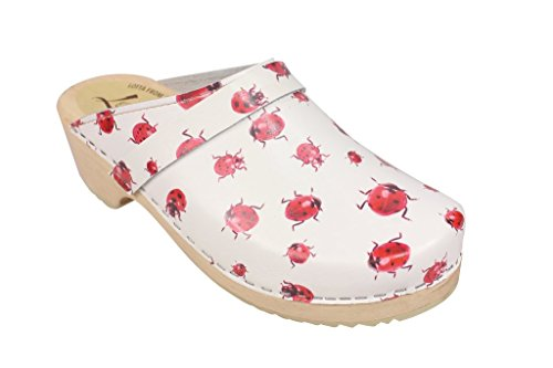 Cute Ladybugs Clogs for Women