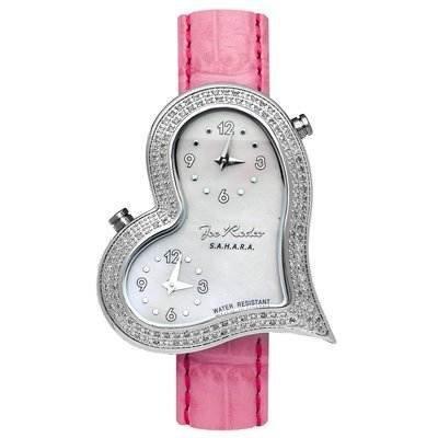 Cute Heart Shaped Watch