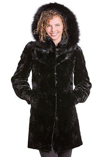 Reversible Danish Mink Fur Coat