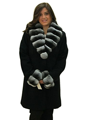 Pure Cashmere Long Coat for Women