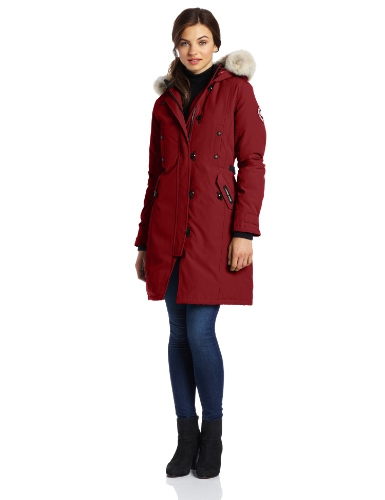 Canada Goose Women's Kensington Parka Coats