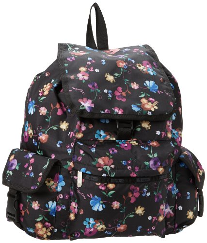 Girly Flowers Backpack