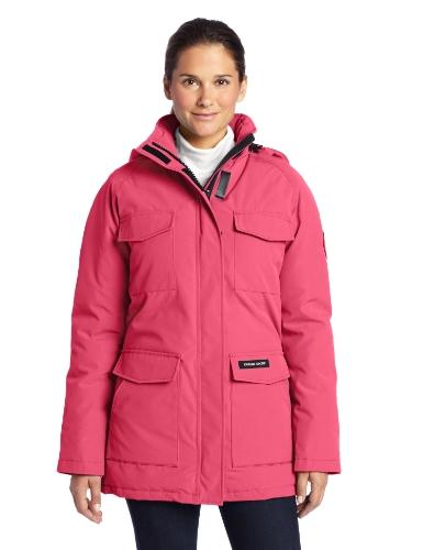 Pink Winter Coats for Women