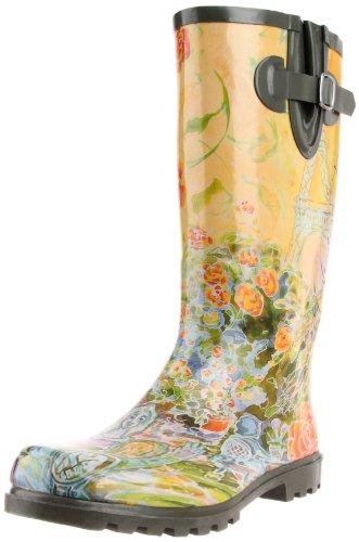 Artsy Rain Boots