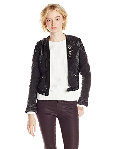 cute moto jacket for teenage girls