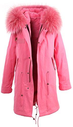 cute pink coats