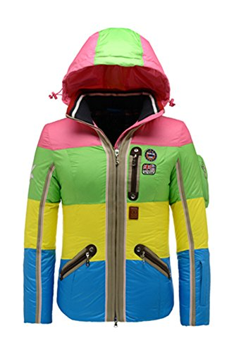 Insulated Ski Jacket for women