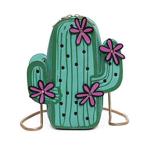 Cute Cactus shaped Handbag