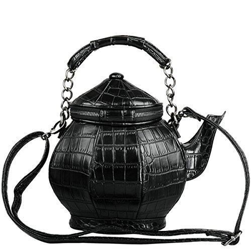 teapot shaped purse