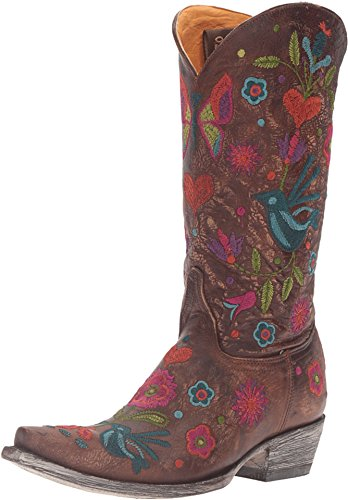 colorful floral cowboy boots for sale