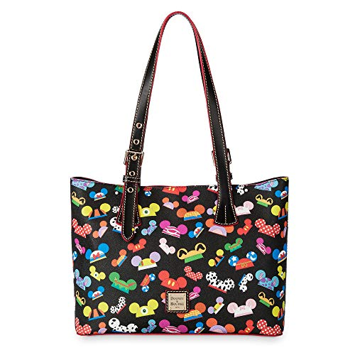 fun Mickey Mouse Ear Hats Pattern Tote Bag
